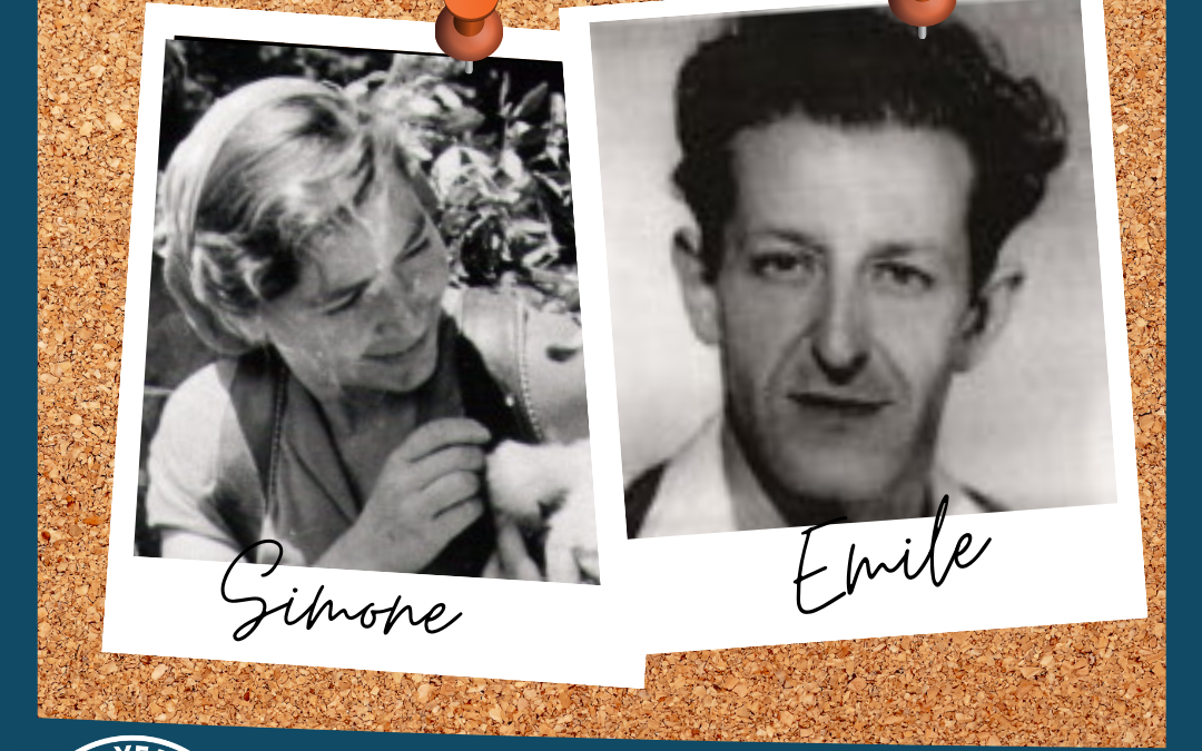 Memories of Emil and Simone Tanner – Chaumet. – Part 1