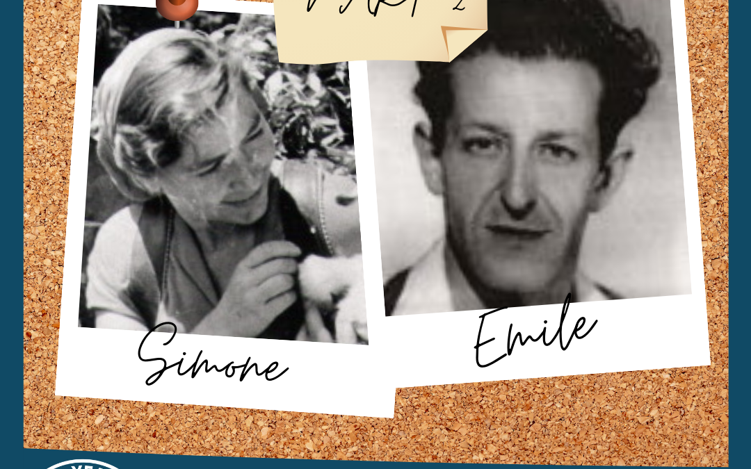 Memories of Emil and Simone Tanner – Chaumet. – Part 2