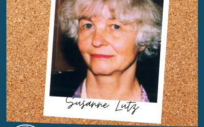 100 Years of Volunteers: Susanne Lutz
