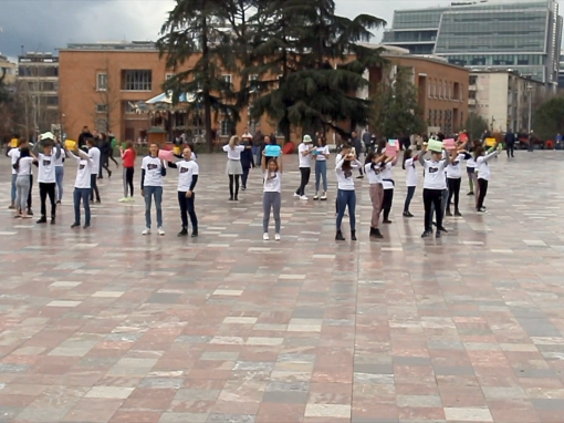 #33 Flash Mob for Peace