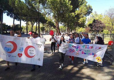 #8 Peace Walk in Tirana