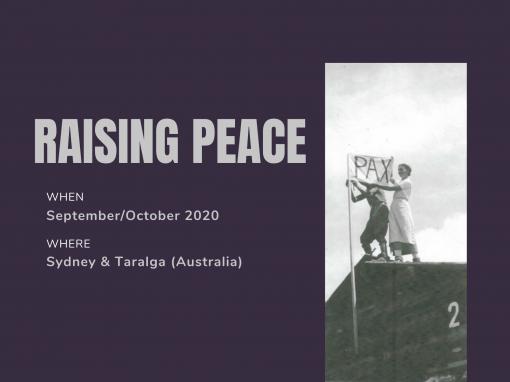 #20 Raising Peace