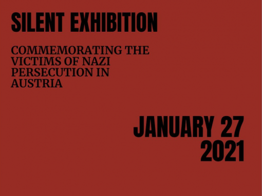 #31 Silent Exhibition: history of Nationalism Socialism in Austria