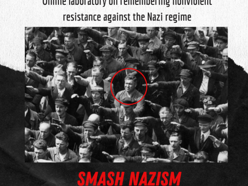 #65 Smashing Nazism, also today