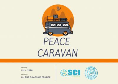 #16 Peace Caravan
