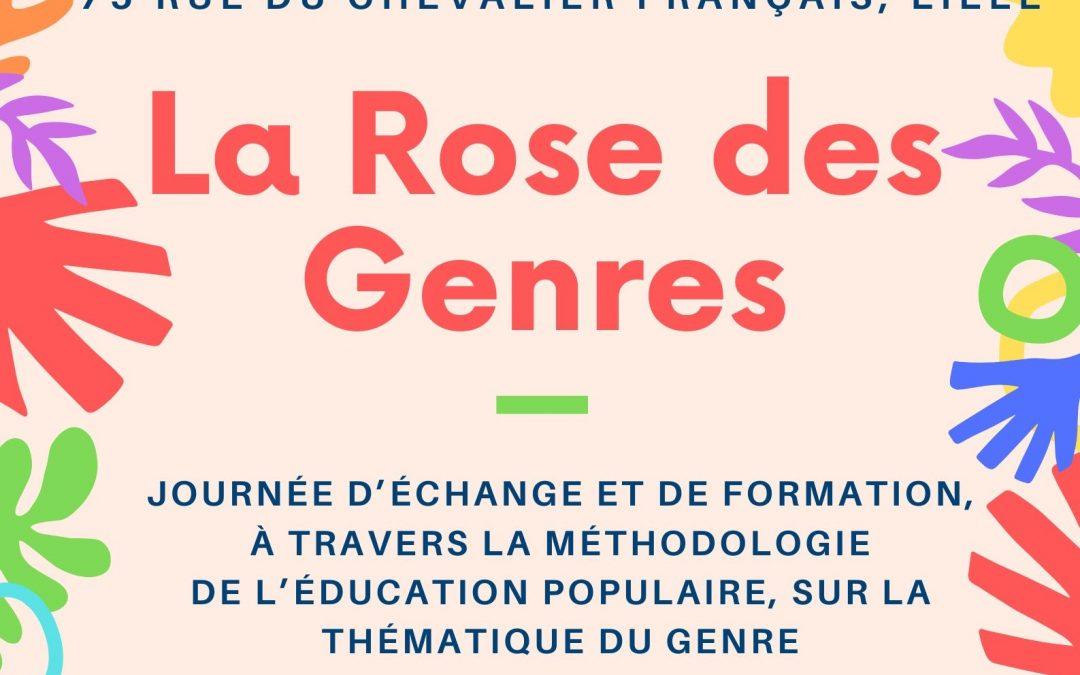 """#22 """"La Rose des Genres"""""""