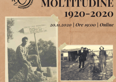 #62 One Hundred Years of Multitude 1920-2020