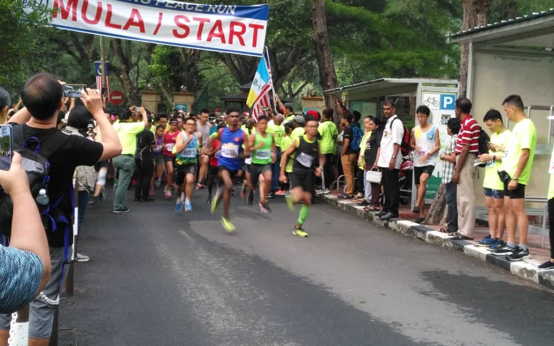 #3 Peace Run