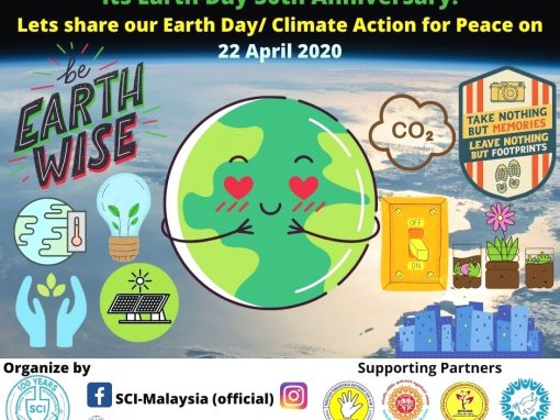 #35 50th anniversary of Earth Day