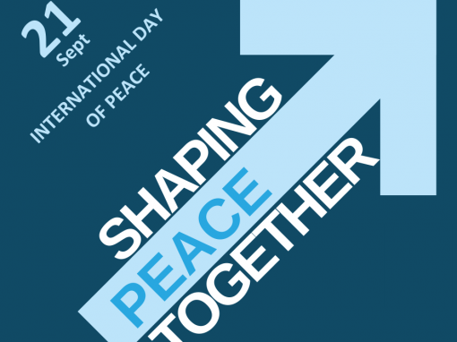#55 Shaping Peace Together