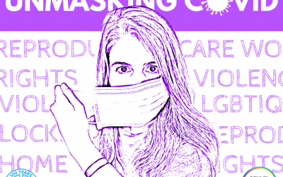 #Unmasking COVID-19 an online campaign by Gender Blenders
