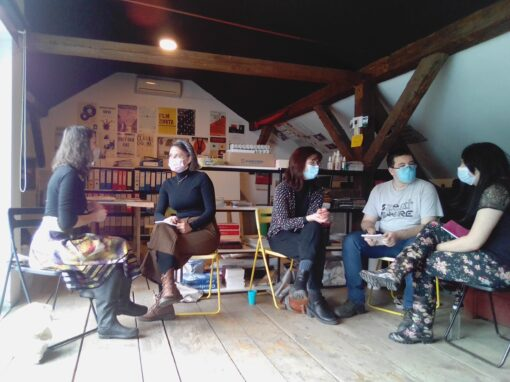 #78 Seminars on writing small project proposals