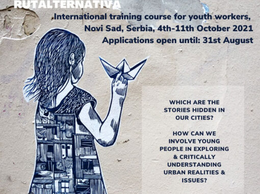 """#98 International Training Course for youth workers """"RutAlternativa"""""""