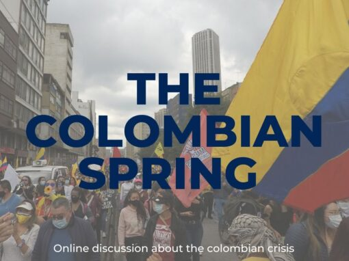 #88 The Colombian Spring – conversation about the Colombian crisis