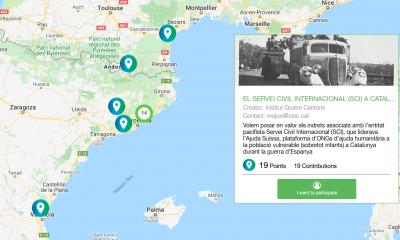 #47 Interactive map: SCI Catalunya and the Spanish Civil War