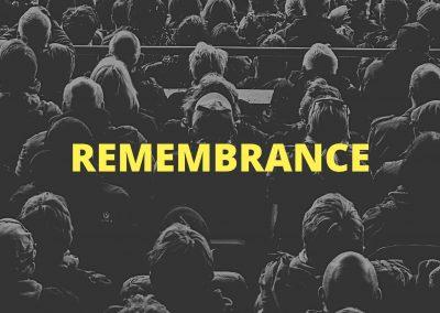 #49 Remembrance Week
