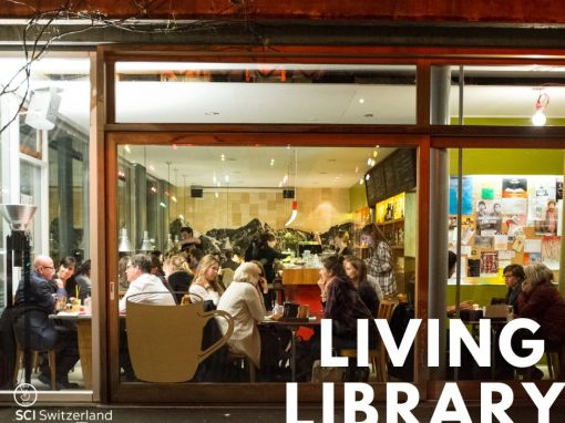 "#25 Living Library ""Peace"""