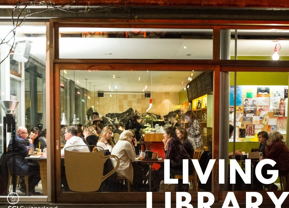 """#25 Living Library """"Peace"""""""