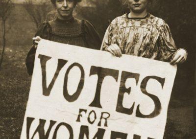 #26 Wikipedia for Peace: Women's Suffrage