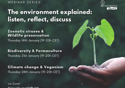#30 The Environment Explained: Listen, Reflect, Discuss