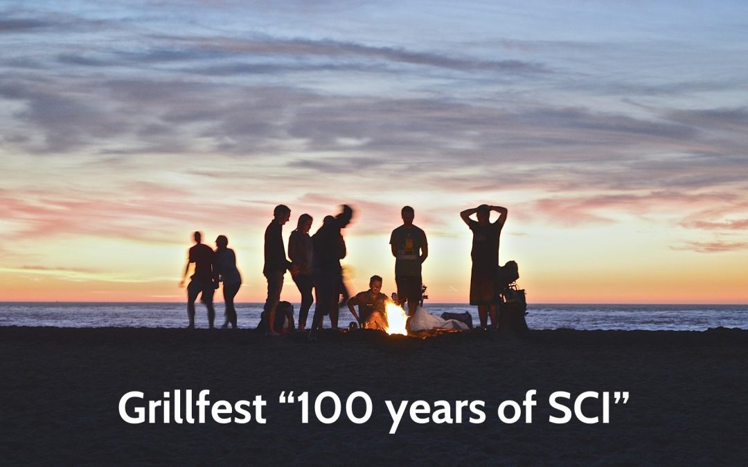 """#52 Grillfest """"100 years of SCI"""""""