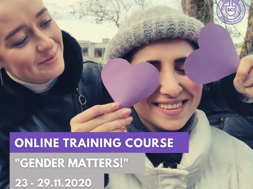 #56 Gender Matters! Online Training