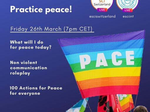 #70 Practice Peace!