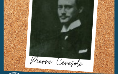 100 Years of Volunteers – The life of Pierre Ceresole