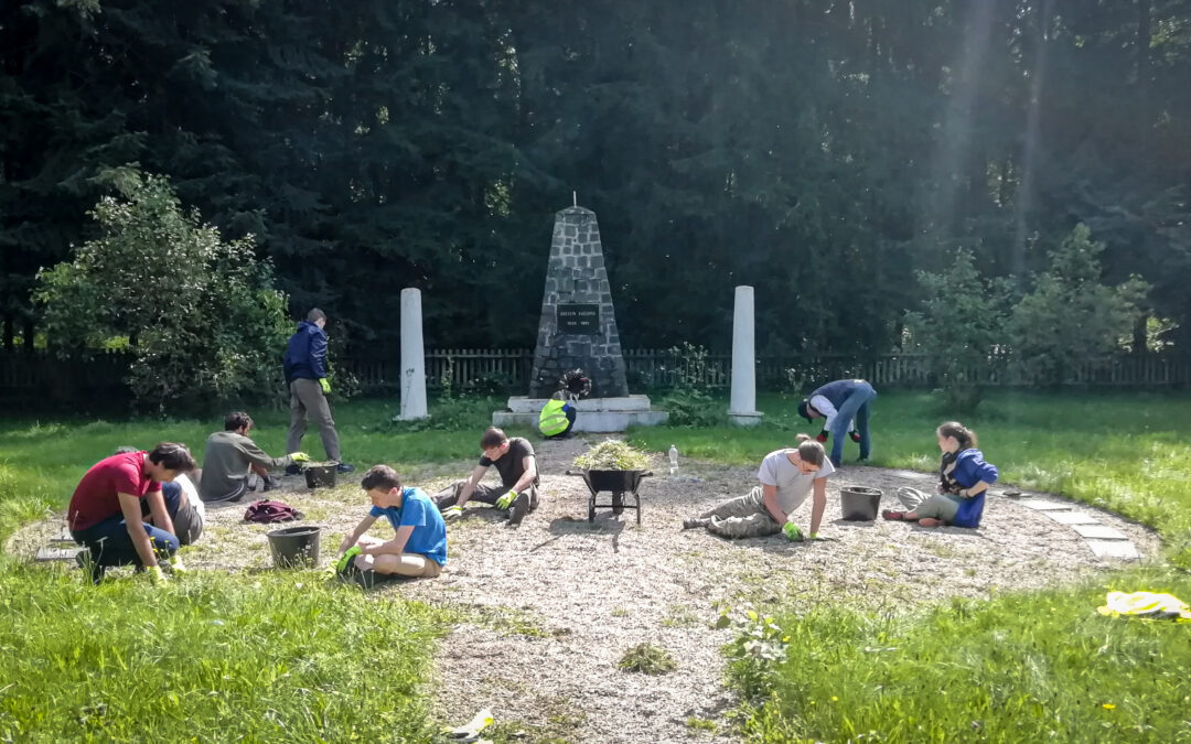 #91 Create a place of reconciliation in Rabštejn