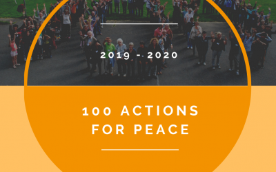 A report on the 100 Actions for Peace so far is out!