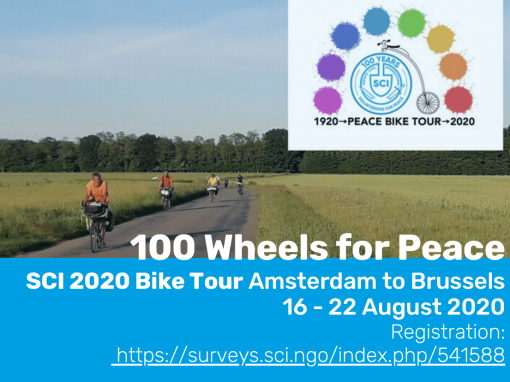 #50 100 wheels for peace